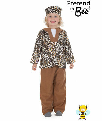 African Boy Costume By Pretend To Bee - 3 To 5 Years • 8£
