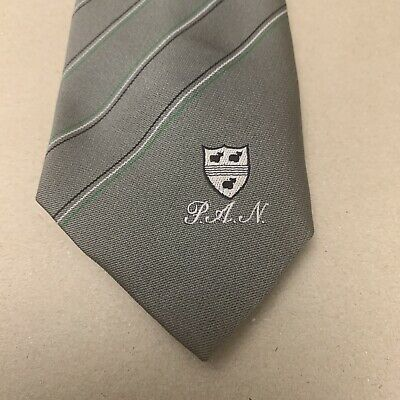 £4.99 • Buy Vintage Worcestershire County Cricket Tie - Phillip Anthony Neale - Grey