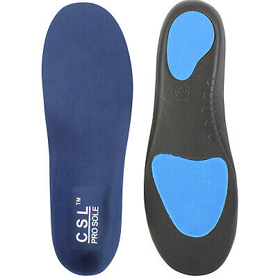 £4.75 • Buy Orthotic Insoles For Arch Support Plantar Fasciitis Flat Feet Insole Heel Pain