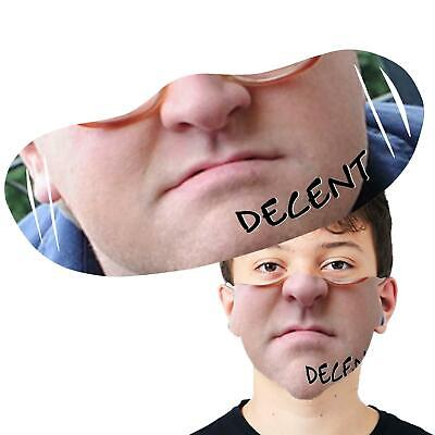 £4.99 • Buy Decent  Trailer Park Boys Inspired Washable Face Cover Reusable Face Mask