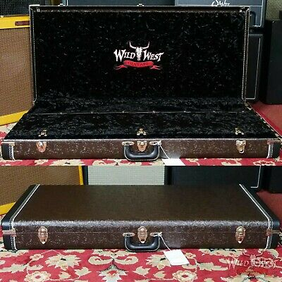 $ CDN654.19 • Buy G&G Quality Case Wild West 7 Guitar Case Stand Western Tools With Black Interior