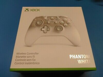 $15.95 • Buy EMPTY BOX ONLY For Microsoft Xbox One S X 1708 PHANTOM WHITE Controller 2808