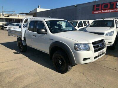 AU7950 • Buy 2007 Ford Ranger PJ XL Manual M Cab Chassis