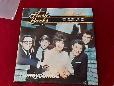 Honeycombs* – Have I The Right? / That's The Way Yellow Vinyl  • 3£