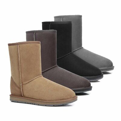 AU76.99 • Buy 【ON SALE】UGG Classic Short Boots Water Resistant Premium Australian Sheepskin
