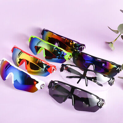 1PC Unisex Outdoor Sports Cycling Running Eyewear Fishing Mens Womens Sunglasses • 4.59£