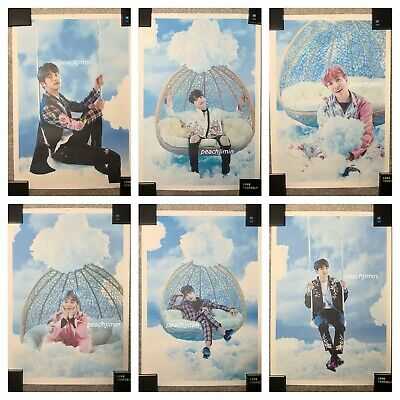 $25 • Buy [us Seller] Bts The Wings Tour Official Poster