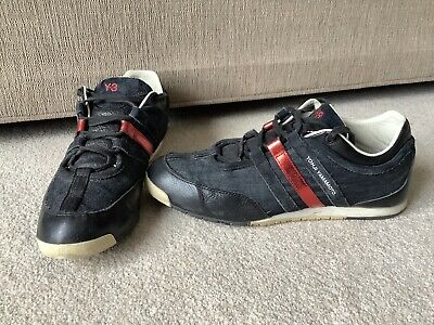 Rare Single Red Stripe Y3 Boxing Trainers • 40£