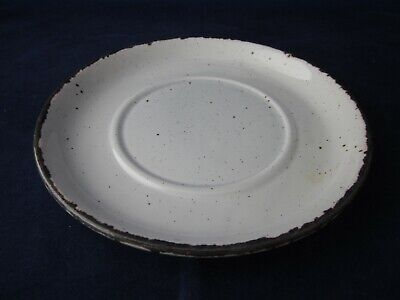 £3.62 • Buy WEDGWOOD MIDWINTER Stonehenge Saucer Speckled WILD OATS SUN MOON SPRING EARTH