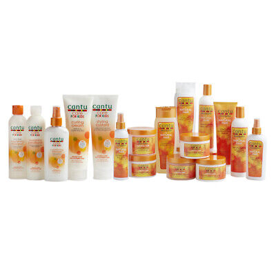 £7.49 • Buy CANTU SHEA BUTTER & NATURAL HAIR CARE AFRO HAIR PRODUCT Full Range + Free P&P