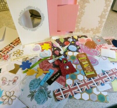 Card Making Kit, Children's Craft Set, Kids Craft Free P&p  • 5£