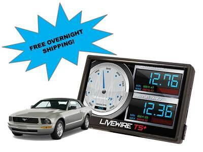 $599 • Buy SCT Livewire TS #5015 Tuner Programmer For 2005 - 2010 Ford Mustang 4.0 Engine