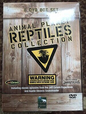 £15 • Buy Animal Planet Reptiles Collection Dvd
