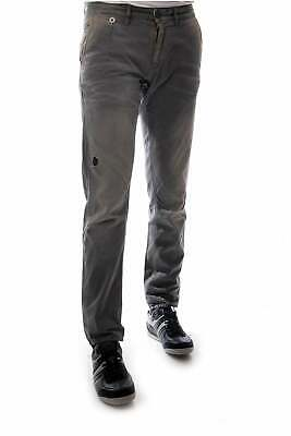 New PRPS Good & Co.Distressed Chino Pants Trousers Grey Sz- W 31 RRP-£165.00 • 29.99£
