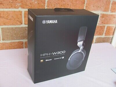 AU229 • Buy Yamaha HPH-W300 High Resolution AptX Wireless Over- Ear Headphones