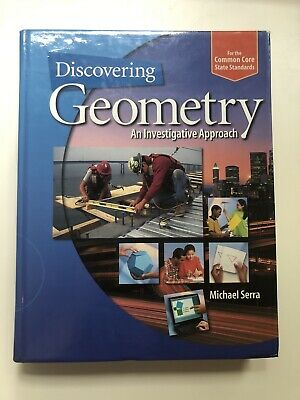 $7.99 • Buy Discovering Geometry: An Investigative Approach By Michael Serra
