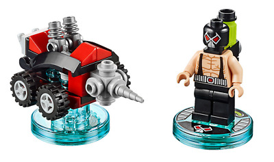 £6.99 • Buy LEGO Dimensions DC Comics Bane Fun Pack 71240 - NEW And UNBOXED