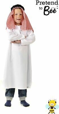 Middle Eastern Boy Costume By Pretend To Bee - 3 To 5 Years • 8£