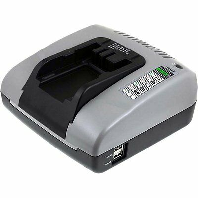 Powery Battery Charger With USB For Black & Decker Type Slide Pack FIRESTORM A12 • 50.80£