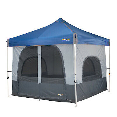 AU329.95 • Buy OZtrail Gazebo Tent Inner Kit 3.0 Screen House Mesh Wall