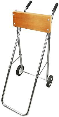 AU225 • Buy Stainless Outboard Motor Trolley Stand Suits Up To 20hp - 304g Stainless Steel