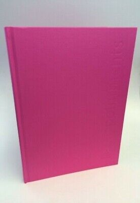 Agenda Hot Pink 6 Column Appointment Book - Hairdressers, Salons, Spas, Beauty  • 10.95£