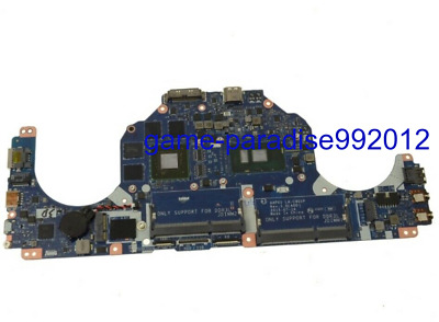 $ CDN772.53 • Buy For Dell Alienware 13 R2 LA-C901P I7-6500U GTX960M DDR3L CN-0NHYX3 Motherboard