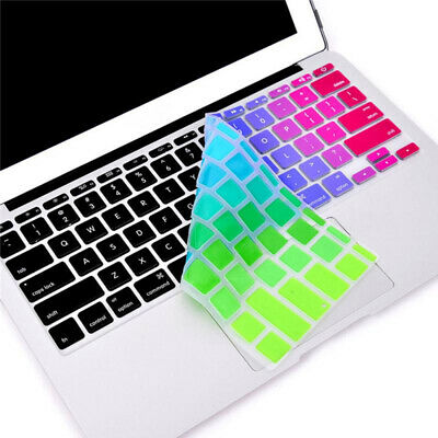 £2.85 • Buy Language Letter Sticker Keyboard Cover Protector Film For MacBook Pro 13 15