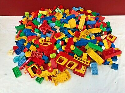 AU165 • Buy Bulk Duplo Lego ,mixed ,good Used Condition, 5.5kg,  Approx 550 Pieces , No 6