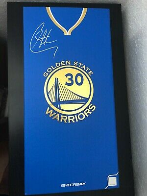 $400 • Buy Stephen Curry Enterbay Figure RM 1/6 Scale GS Warriors NBA Number 480/2000