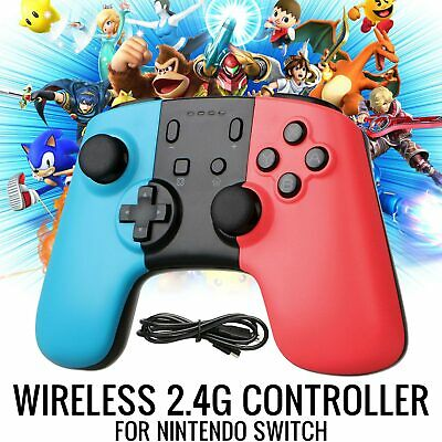 $19.75 • Buy New Wireless Pro Controller Joypad Gamepad Remote For Nintendo Switch Console