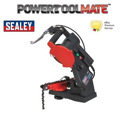 £49.99 • Buy Sealey SMS2002C Chainsaw Blade Sharpener - Quick Locating 85W