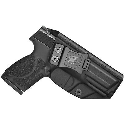 """$21.59 • Buy Amberide IWB KYDEX Holster Fit: S&W M&P 9/40 M2.0 Compact 4""""/4.25'' Barrel"""