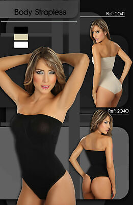 $ CDN18.82 • Buy Faja Strapless Body Suit Shaper / Reducer Made In Colombia