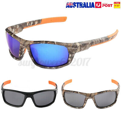 AU15.29 • Buy Unisex Sunglasses Polarized Glasses Driving Outdoor Sports Fishing Eyewear UV400