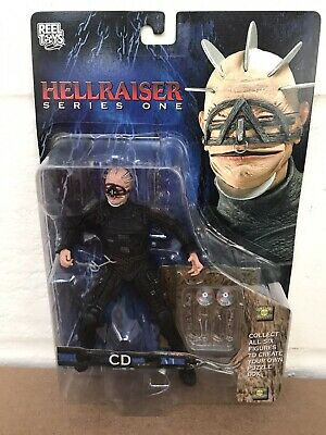 Neca Hellraiser Series One Cd 7  Action Figure - New Sealed Moc  • 49.99£