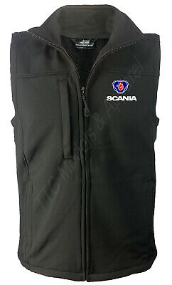 £29.95 • Buy Scania Regatta Water Repellent Soft Shell Gilet With Embroidered Logo