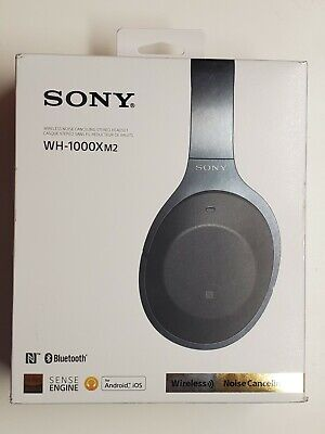 $ CDN271.71 • Buy Sony WH1000XM2 Noise Cancelling  Over Ear Wireless Bluetooth Headphone (Black)