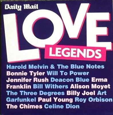 Love Legends Daily Mail Promo Cd  • 1.29£