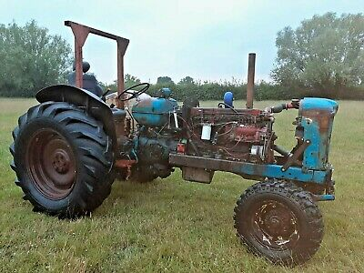 Fordson Major Tractor Puller - 6 Cylinder Ford Cargo 380 Engine With Turbo • 2,995£
