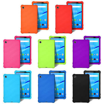 AU7.98 • Buy Silicone Case Cover For Lenovo Tab M7 7inch TB-7305F/X/i Shockproof Stand Tablet