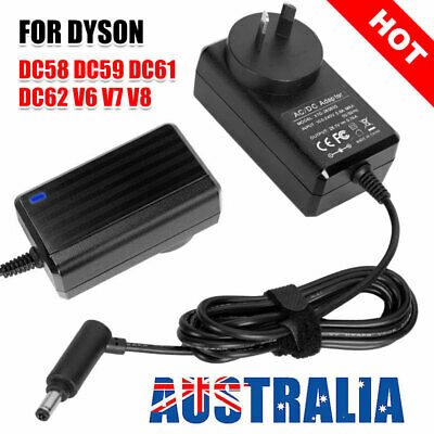 AU19.85 • Buy Replacement Battery Charger For Dyson V8 V7 V6 DC62 Vacuum Cleaner Adapter Cable