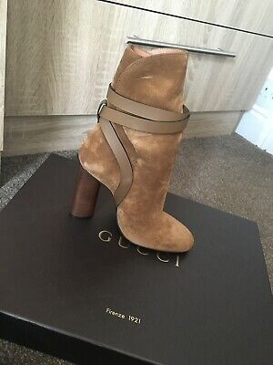 Gucci Ankle Boots - Size 36 - New In Box RRP £740 • 700£