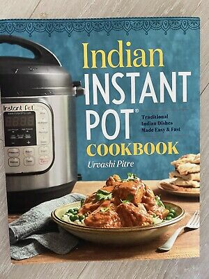 $9.75 • Buy Indian Instant Pot By Urvashi Pitre (2017, Trade Paperback)