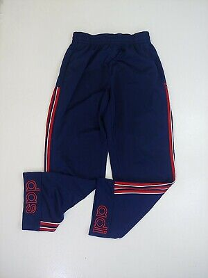 $ CDN39.99 • Buy Vintage Adidas Track Pants Sweatpant Size Small Spell Out Trefoil Satin Hype