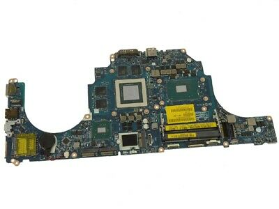$ CDN885.23 • Buy Dell OEM Alienware 15 R2 Alienware 17 R3 Laptop System  Motherboard W15RD