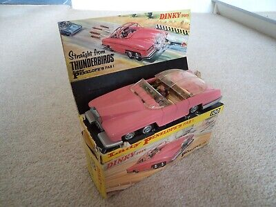 Dinky Toys 100 Lady Penelope's FAB 1 Original Boxed • 325£