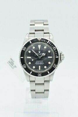 $ CDN19007.79 • Buy Rolex Submariner 1972 Ref.5513