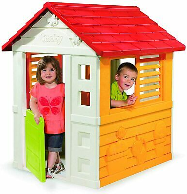 Smoby Wendy House And Playhouse Colorful Kids Playhouses For Kids  • 153£
