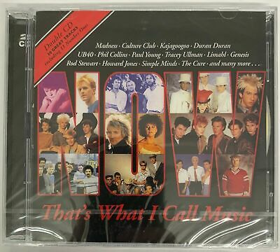 Now That's What I Call Music! No 1 (2CD) New And Sealed Feat Wham,Phil Collins • 4.29£
